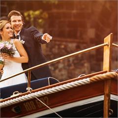 Obřad na lodi